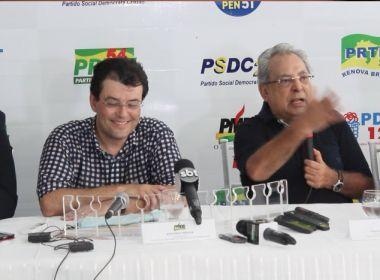Amazonino Mendes e Eduardo Braga disputam 2º turno no Amazonas