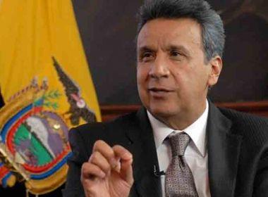 Presidente do Equador pede por punição em casos de corrupção no caso Odebrecht