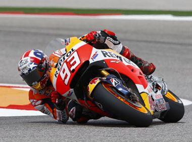 Márquez domina classificatório e garante pole na etapa da Áustria da MotoGP