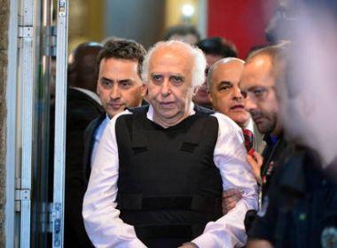 Justiça restabelece prisão domiciliar para Roger Abdelmassih