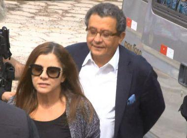 Moro libera R$ 10 milhões a marqueteiros João Santana e Monica Moura