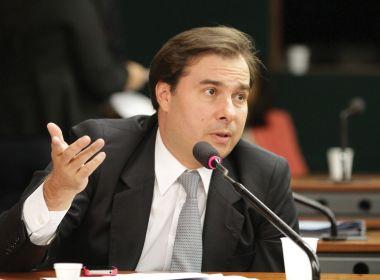 Maia: projeto sobre teto do funcionalismo será votado após 7 de setembro