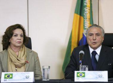 COMISSÃO DE ÉTICA RECOMENDA QUE SECRETÁRIA DE TEMER NÃO FAÇA CULTOS NO GABINETE EM BRASILIA