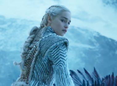 Casaco de Daenerys Targaryen chamou atenção durante 'Game of Thrones'