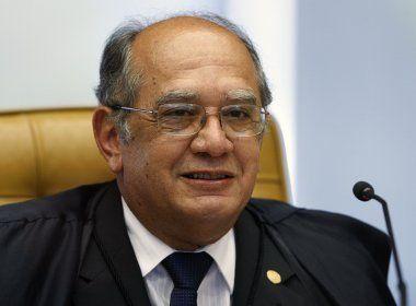 PROCURADORIA NO RIO DE JANEIRO PEDE NOVA SUSPEIÇÃO DE GILMAR MENDES