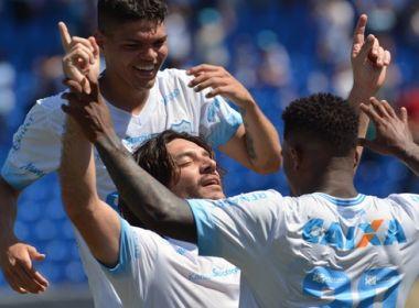 Londrina vence o Cruzeiro nos pênaltis e está na final da Primeira Liga