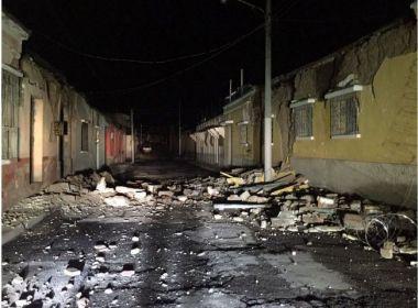 Terremoto na costa do México deixa ao menos quatro mortos