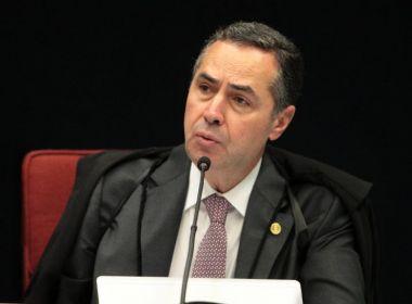 Corrupção no Brasil foi quase um plano de governo, diz Barroso em evento nos EUA