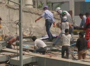 Número de mortos após terremoto no México chega a 226