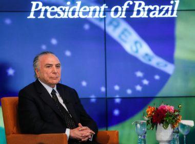 Lideranças ruralistas vão pressionar Michel Temer por perdão de R$ 17 bilhões
