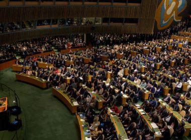 Síria: ministro diz na ONU que vitória contra o terrorismo 'está ao alcance'