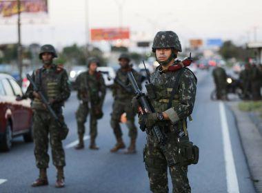 Pezão diz que Rio tem condições de combater o tráfico com as Forças Armadas