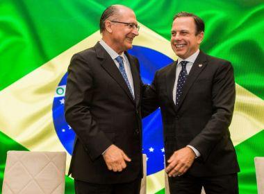 Alckmin diz que não vai comentar declaração de Goldman sobre Doria