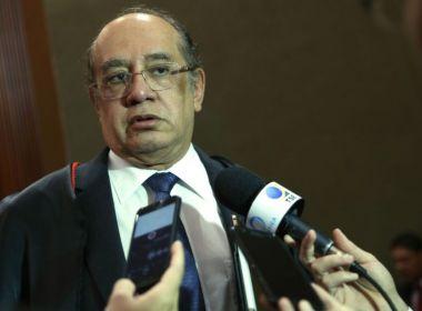 Gilmar Mendes afirma que Executivo pode apresentar proposta de semipresidencialismo