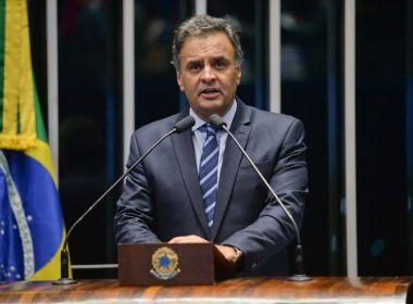Senado articula votação secreta em caso de Aécio Neves