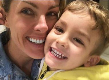 Ana Hickmann desafia seguidora que xingou seu filho: