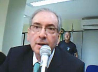 Cunha diz que compra de seu silêncio foi 'forjada' para derrubar Temer