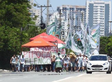 STJD suspende torcida organizada do Palmeiras dos jogos finais da temporada