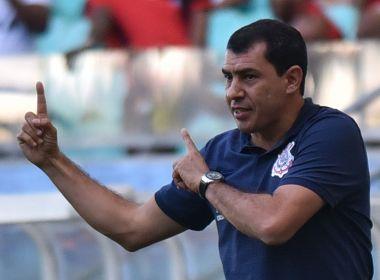 René Simões é o guru do treinador Fábio Carille: 'É um operário da bola'