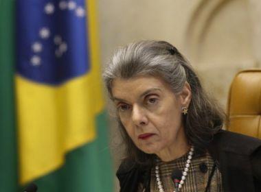 Cármen Lúcia quer monitoramento de todos os presos até abril