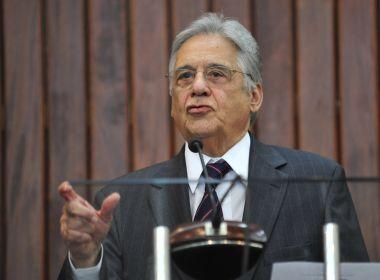 Para Fernando Henrique Cardoso, reforma da Previdência é fundamental