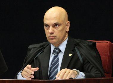 Reforma da Previdência vai chegar ao STF, diz Alexandre de Moraes