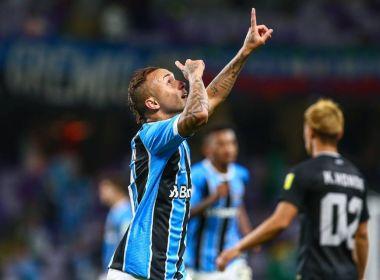 Grêmio sofre, mas vence Pachuca na prorrogação e vai à final do Mundial de Clubes