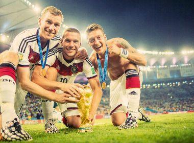 Alemanha pagará bônus de R$ 1,3 milhão a cada jogador pelo título da Copa de 2018