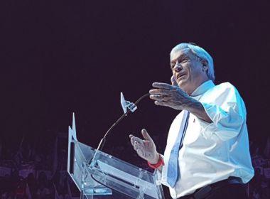 Chile: Em segundo turno, Piñera vence eleição presidencial com margem folgada