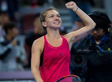 Halep e Sharapova vencem fácil na estreia em torneio na China