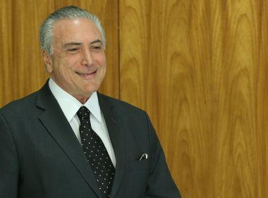 Temer critica decisão de juiz que barrou a posse de Cristiane Brasil