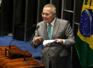 Renan: 'Cunha não nomeou apenas os vices da Caixa, mas todo governo Temer'