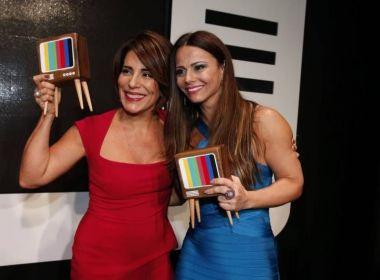 Viviane Araújo tieta Glória Pires: 'Um dia terei a honra de contracenar com você'