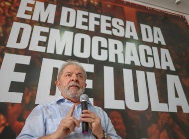 Um dia após condenação no TRF-4, PT lança pré-candidatura de Lula à Presidência