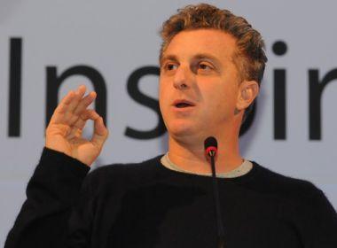 Luciano Huck retoma consultas sobre candidatura à Presidência da República