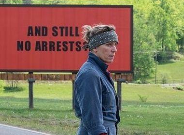 'Três Anúncios para um Crime' leva Bafta de melhor filme