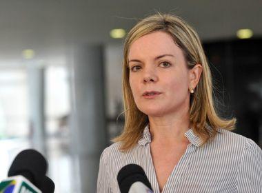 Gleisi Hoffmann critica demora do STF em julgar habeas corpus preventivo