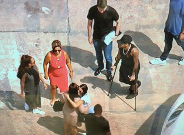 Neymar recebe alta, deixa hospital de helicóptero e segue para Mangaratiba
