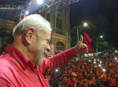 Lula mantém liderança das intenções de voto com 33,4%, diz CNT/MDA; Bolsonaro tem 16%