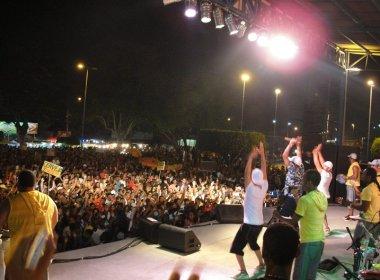 Conceição do Jacuipe: Festa de 50 anos reúne cerca de 20 mil pessoas