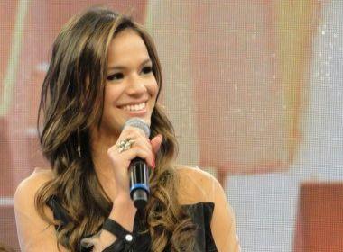 Bruna Marquezine confirma a Faustão namoro sério com Neymar