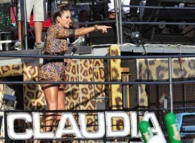 Carnabeirão confirma Claudia Leitte e Banda Eva; Ivete e Saulo estão fora