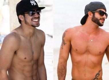 Caio Castro é confundido com ex-astro pornô gay