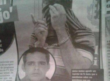Cunhado de Varela é preso por receptação e posse de maconha