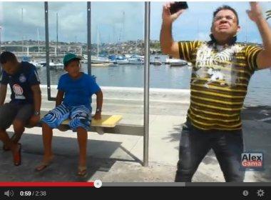 Um dos hits do verão, Lepo Lepo ganha mais uma nova versão em vídeo