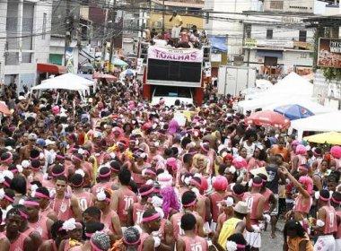 Nordeste de Amaralina terá Carnaval oficial de oito dias com 36 blocos