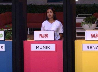 Munik vence Ana Paula e é a nova líder do Big Brother Brasil