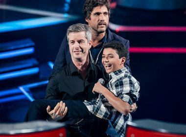 Wagner Barreto vence primeira temporada do The Voice Kids