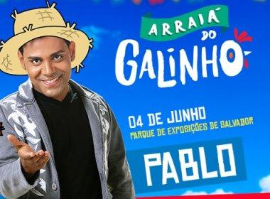 'Realizei meu sonho explodindo no Brasil', revela Pablo em entrevista
