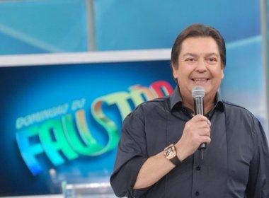 Faustão faz audições em Salvador e Feira para 'Os Iluminados' e 'Se Vira nos 30'
